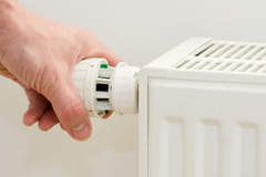 Limavady central heating installation costs